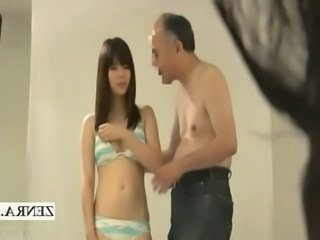 Asian Bikini Japanese Old and Young Stripper Bikini Old And Young