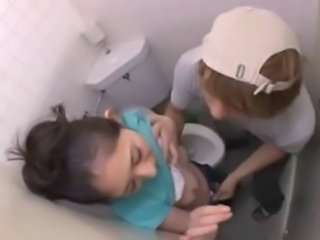 Asian Doggystyle Toilet Surprise Toilet Asian