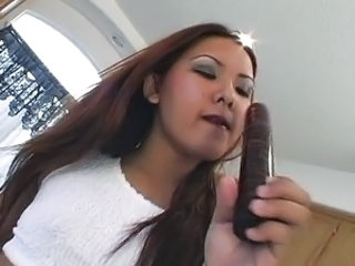 Asian Dildo Kitchen