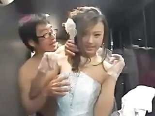 Asian Babe Bride Cute Asian Babe Wedding Cute Asian