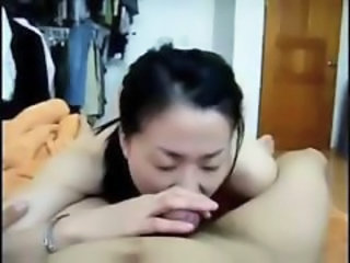 Asian Blowjob Facial Korean   Blowjob Facial