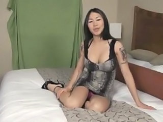Asian Babe Solo Tattoo Asian Babe