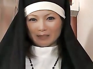 Asian Japanese  Nun Uniform Hairy Japanese   Japanese Hairy
