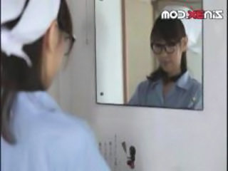 Asian Glasses Nurse Teen Uniform Asian Teen Teen Ass Glasses Teen Nurse Asian Teen Asian