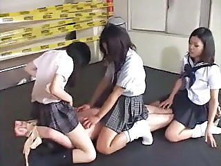 Asian Bondage Facesitting Femdom Teen Asian Teen Teen Asian