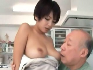 Asian Daddy  Natural Old and Young Daddy Old And Young