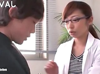 Asian Doctor Glasses Japanese  Uniform Handjob Asian  Japanese Doctor