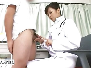 Asian Doctor Handjob Japanese  Uniform  Handjob Asian  Japanese Doctor