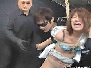 Asian Bondage Forced Hardcore Pain Forced
