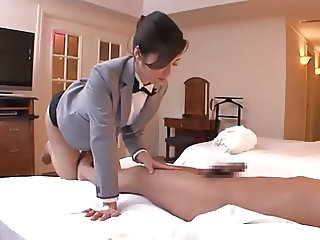 Asian Handjob Japanese  Uniform Blowjob Japanese  Handjob Asian  Japanese Blowjob   Hotel