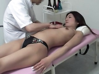Asian HiddenCam Massage  Nipples Voyeur Cheating Wife Massage Asian     Wife Ass Wife Young