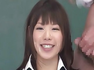 Asian Bukkake Cumshot Facial Korean  Teacher Asian Cumshot Son   Teacher Asian