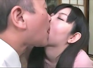 Asian Daddy Daughter Japanese Kissing Old and Young Daughter Daddy Daughter Daddy Old And Young
