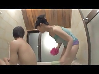 Asian Bathroom Japanese  Wife  Japanese Wife Bathroom   Wife Japanese