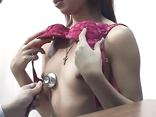 Asian Doctor Lingerie Small Tits Lingerie