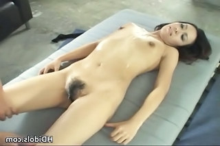 Asian Hairy Massage Asian